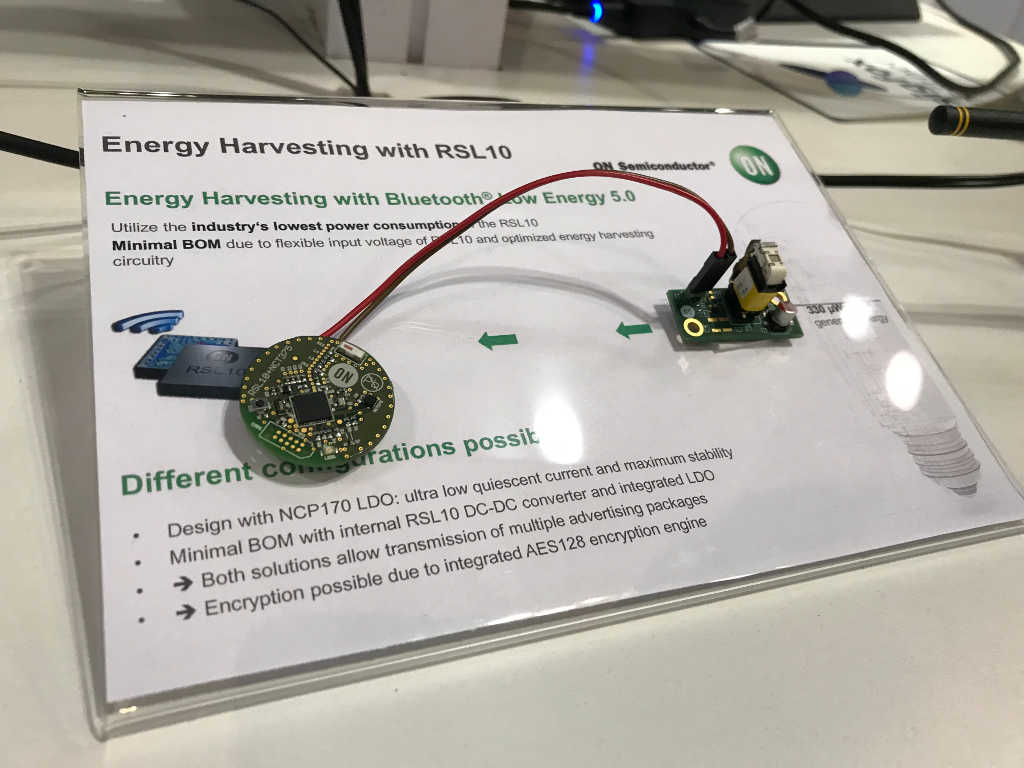 rf to dc converter for power harvesting applications