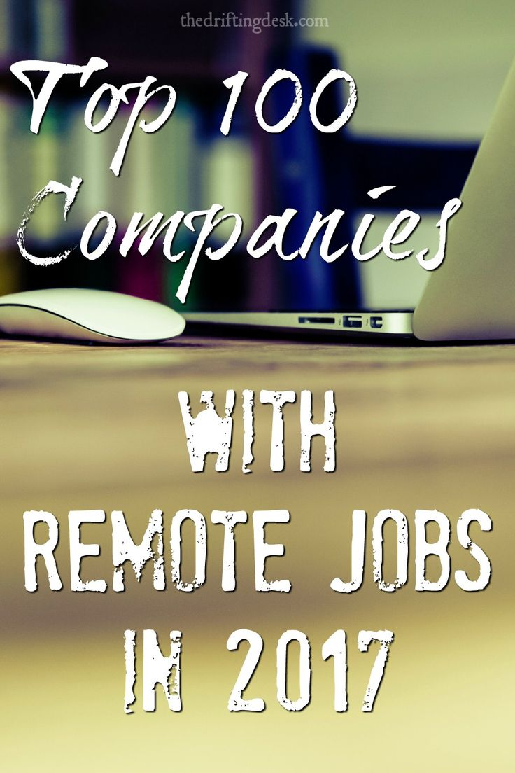 companies with online job applications