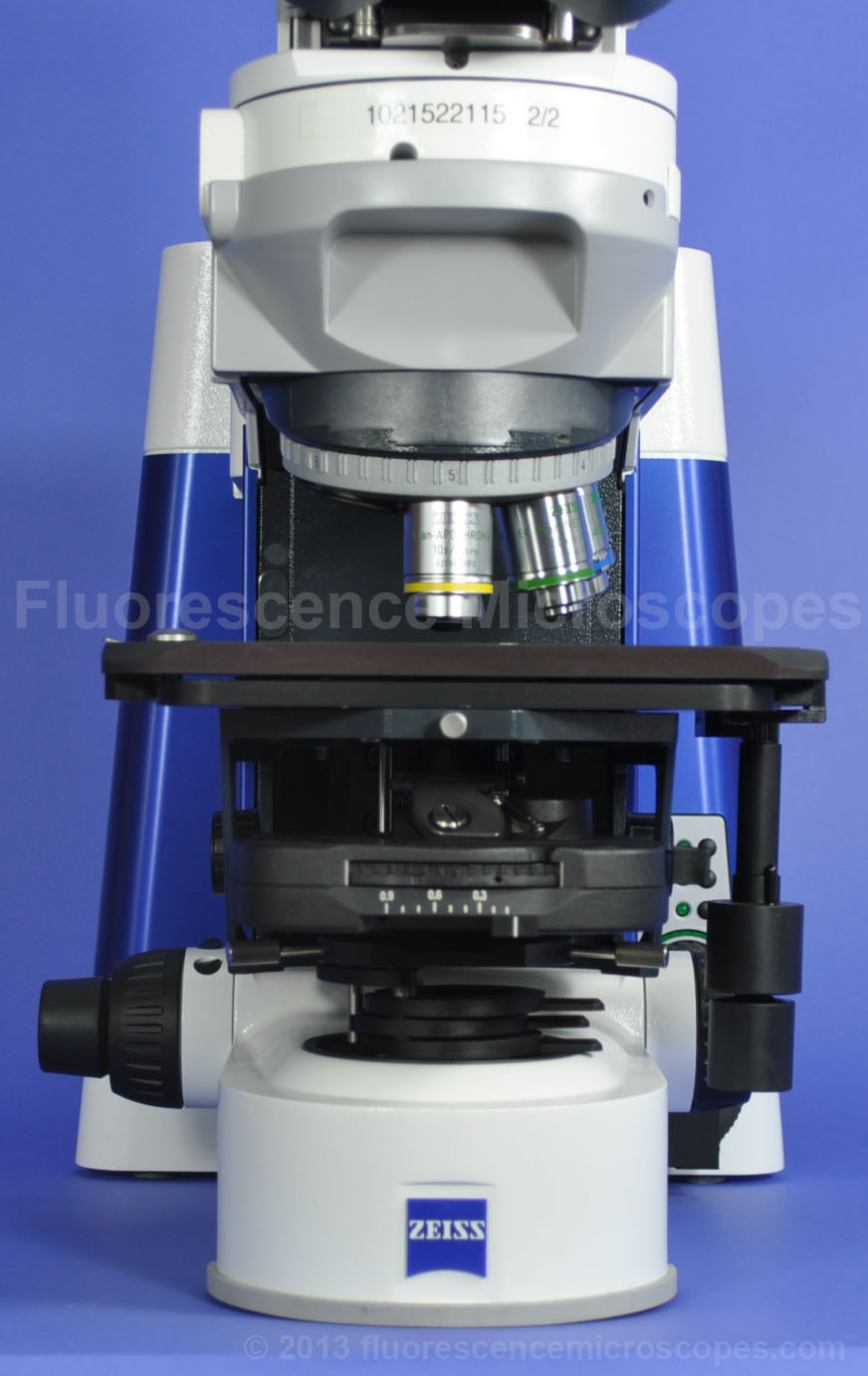 application of phase contrast microscopy