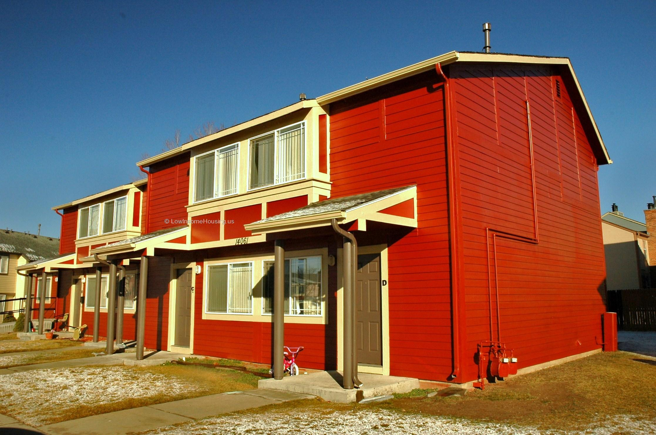 www low income housing applications