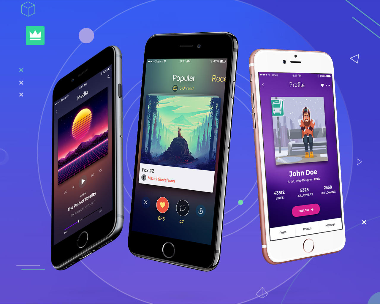 mobile application development for ios and android