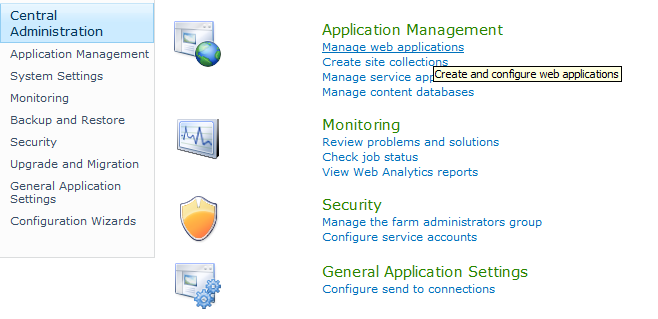 manage permissions for a web application in sharepoint 2013